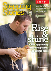 Stepping Stone NH magizine cover